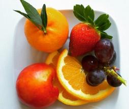 Azúcares en la fruta