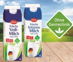 Milbona leche