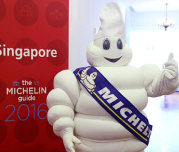 Estrellas Michelin en Singapur
