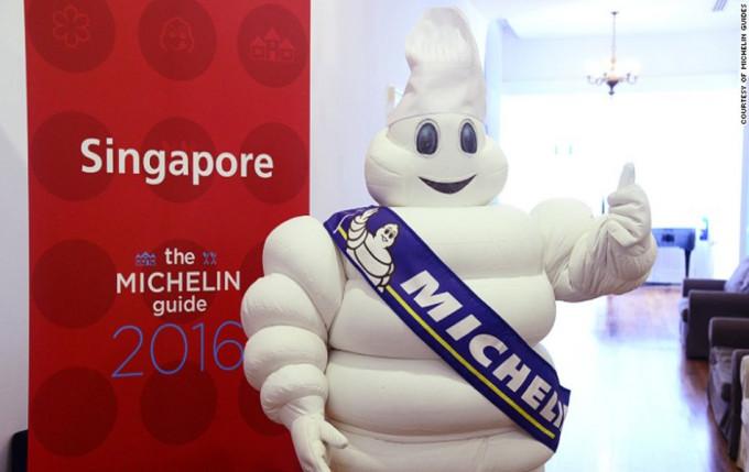 Guía Michelin Singapur 2016
