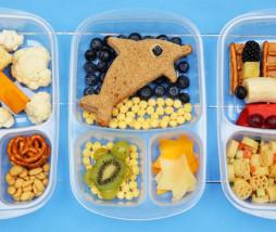 Desayunos y comidas para niños