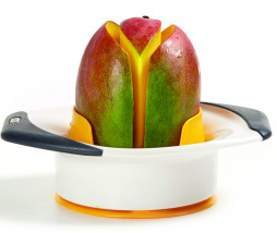 Utensilio para pelar mangos