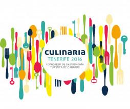 Culinaria Tenerife 2016, I Congreso de Gastronomía Turística de Canarias