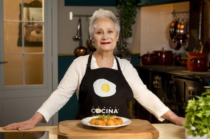 La abuela lolita en canal cocina gastronom a c a for Chema de isidro canal cocina