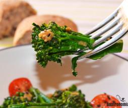 Recetas con brócoli baby