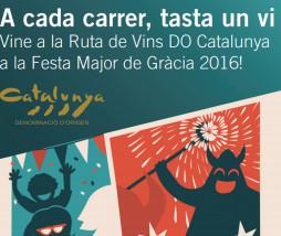 Ruta de Vinos DO Catalunya