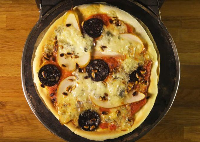 Pizzas creativas