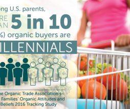 Venta de alimentos ecológicos en Estados Unidos