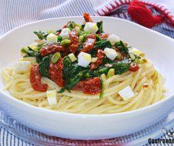 Receta de espaguetis