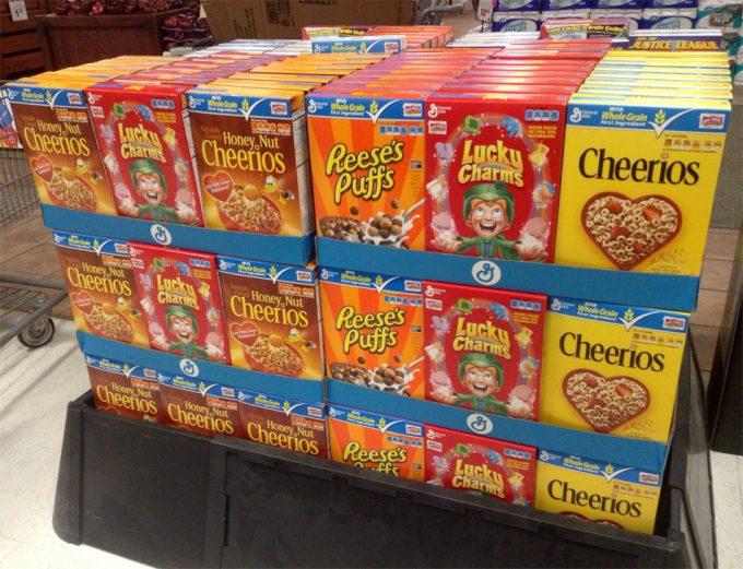 Nuevas etiquetas alimentarias en Estados Unidos