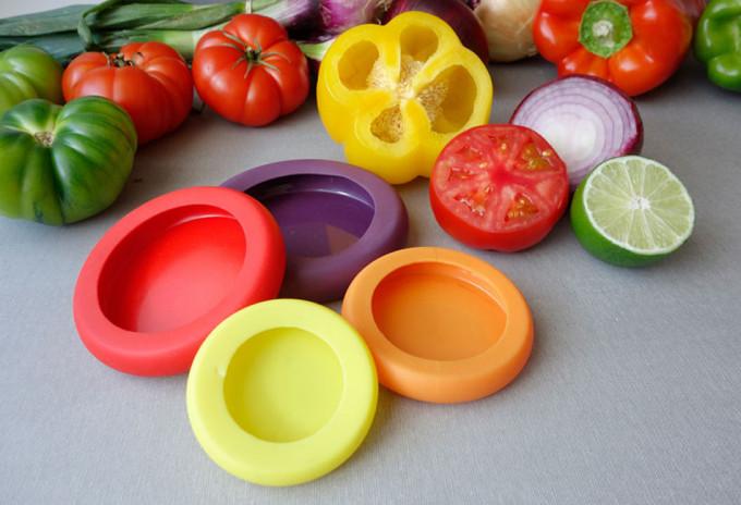 Tapas para frutas y hortalizas