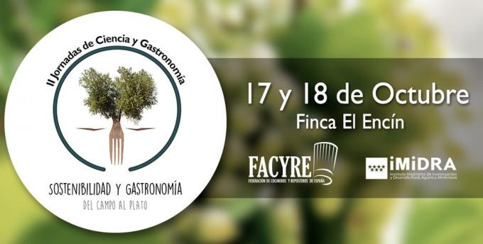 Jornadas Cienccia y Gastronomía