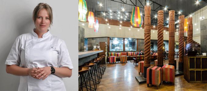 Kamilla Seidler, Restaurante Gustu