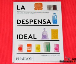 La despensa ideal. Libro de cocina