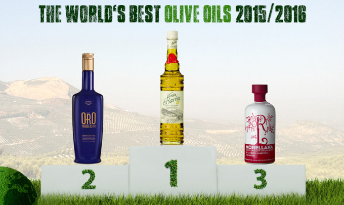 Según World's Best Olive Oils