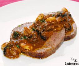 20 recetas de carne con setas