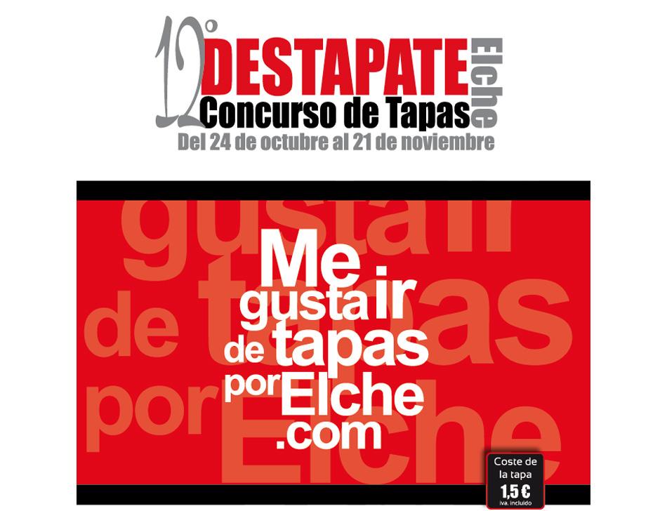 Concurso de tapas de elche dest pate 2016 participantes for Concurso de docencia 2016