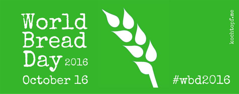 Día Mundial del Pan 2016