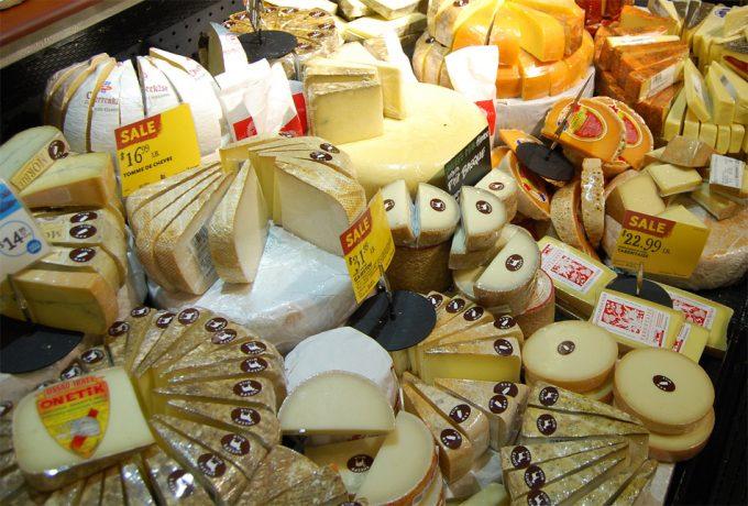 Origen de los alimentos en las etiquetas alimentarias
