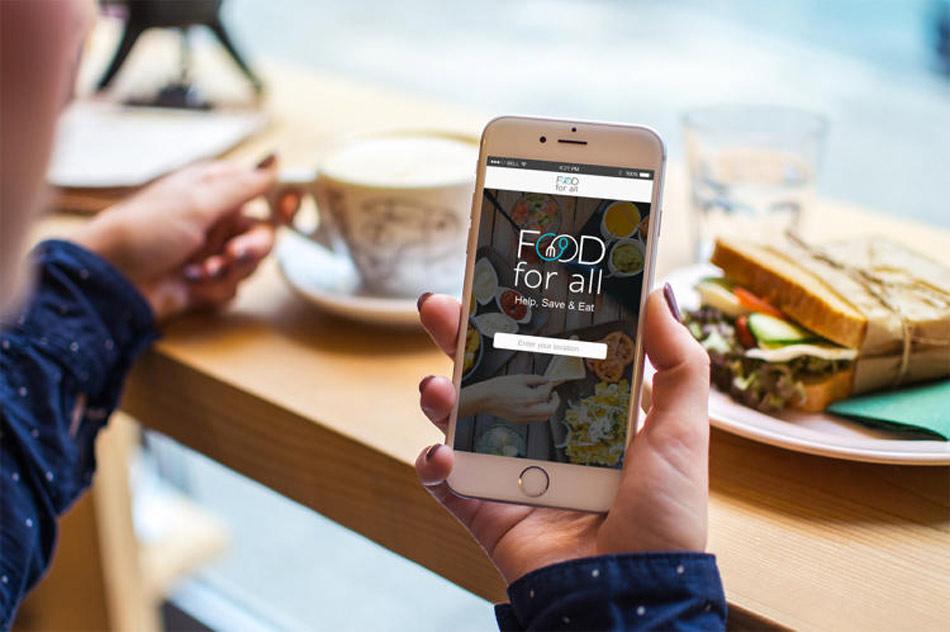Food for All, comprar la comida sobrante de los restaurantes hasta un 80% más barata