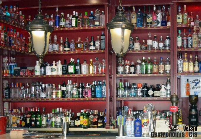 Lista de bares del mundo