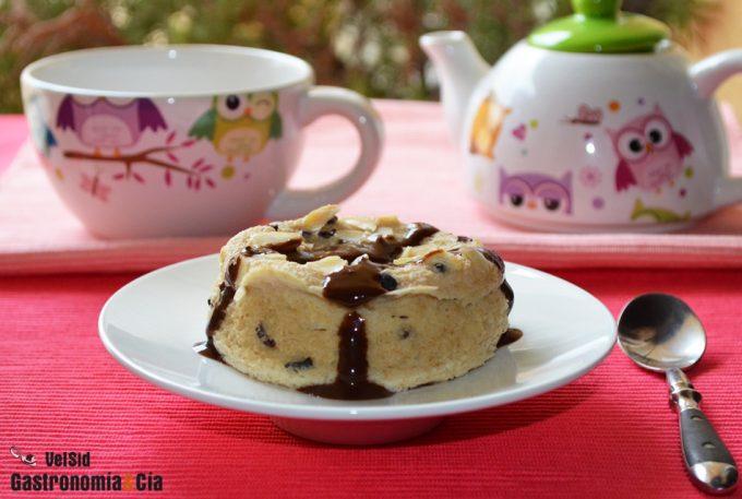 Receta de mugcake