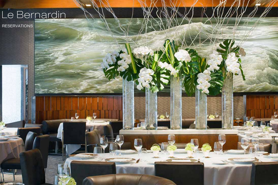Lista de los 50 Mejores Restaurantes de Nueva York 2017 según la Guía Zagat