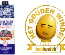 Zumo de frutas Healthy People (Healthy People blauwe bosbes en framboos)