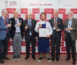 Casa Marcial al Concurso Internacional de Armonías de Jerez