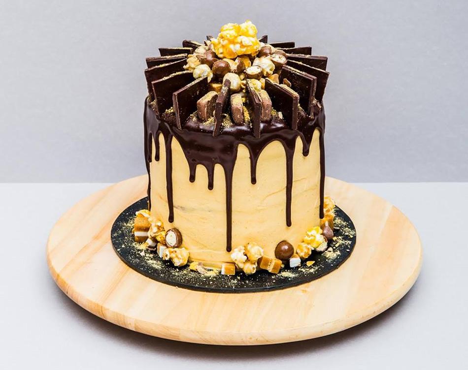 Qué es un Drip Cake