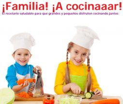 Recetas saludables para niños y adultos