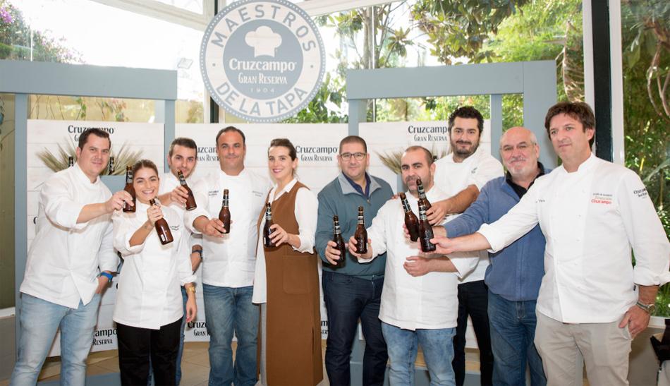 Finalistas del concurso maestro de la tapa 2016 for Convocatoria maestros 2016