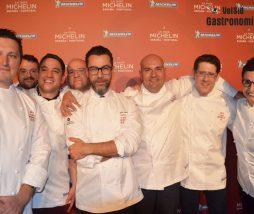 Nuevas estrellas Michelin en España