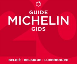 Guías Michelin de Europa