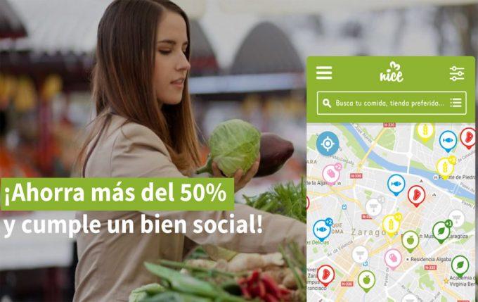 Comprar alimentos a mejor precio con una app