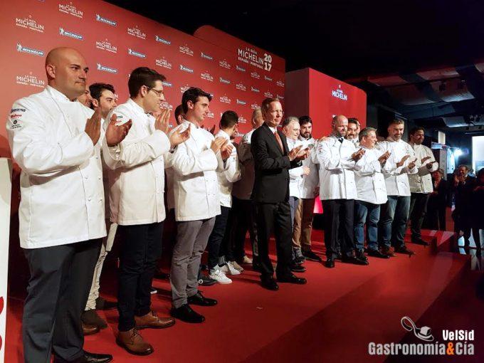 Guía Michelin España y Portugal 2017