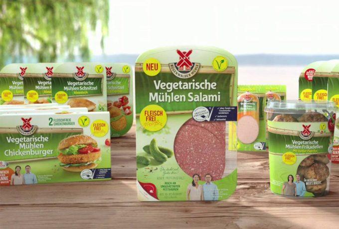 Alimentos sustitutos de la carne