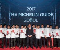 Restaurantes Michelin en Asia