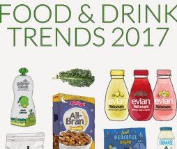 Tendencias de alimentación para el 2017