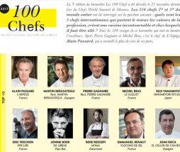 Los mejores cocineros del mundo