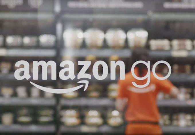 Supermercado físico de Amazon