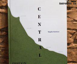 Libro del Restaurante Central