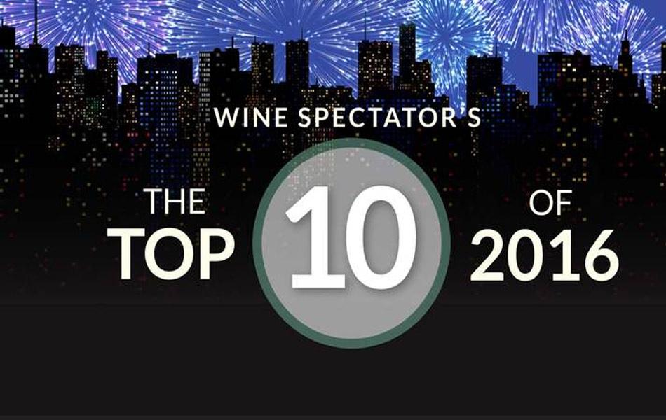 Los 10 Mejores Vinos del Mundo 2016