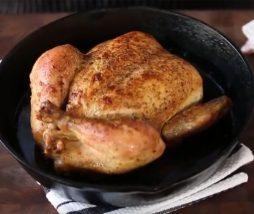 Atar un pollo