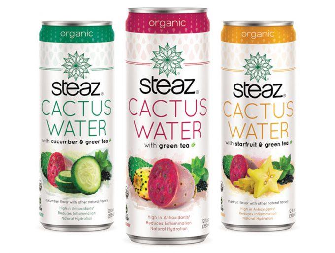 Agua de origen vegetal