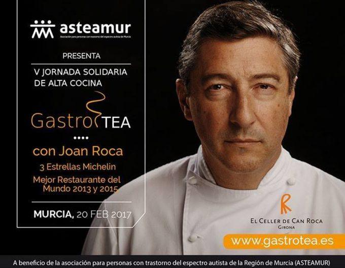 GastroTEA, Jornada Solidaria de Alta Cocina 2017
