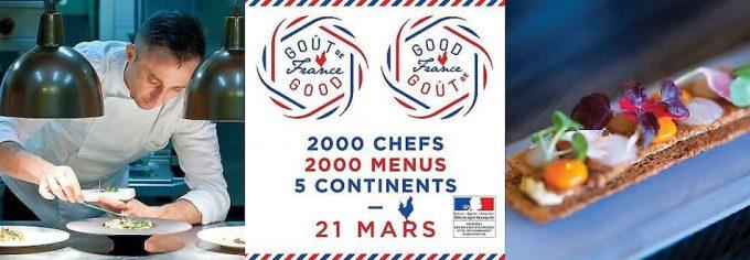 Homenaje a la gastronomía francesa