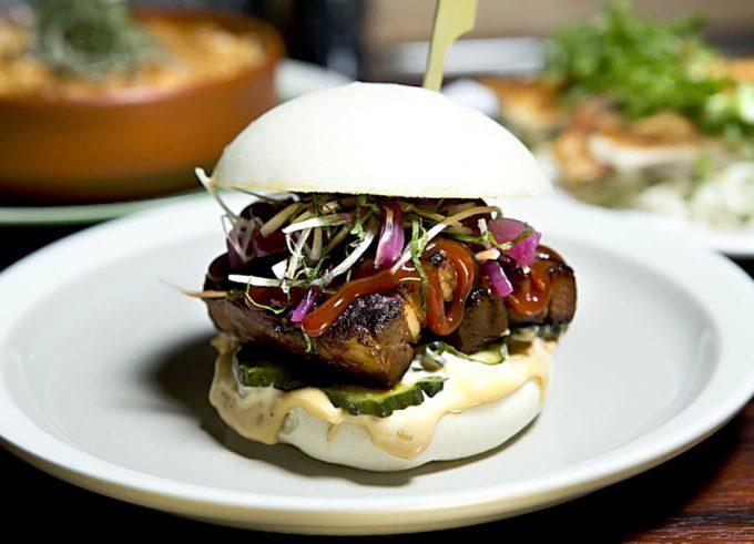 Bao-hamburguesa