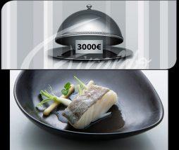 Concurso para estudiantes de cocina
