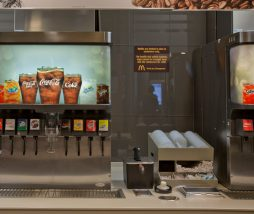 Prohibir el dispensador de refrescos libre
